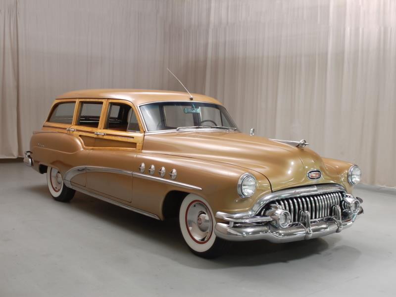 Hagerty Car Values >> 1953 Buick Roadmaster Model 76R Values | Hagerty Valuation Tool®
