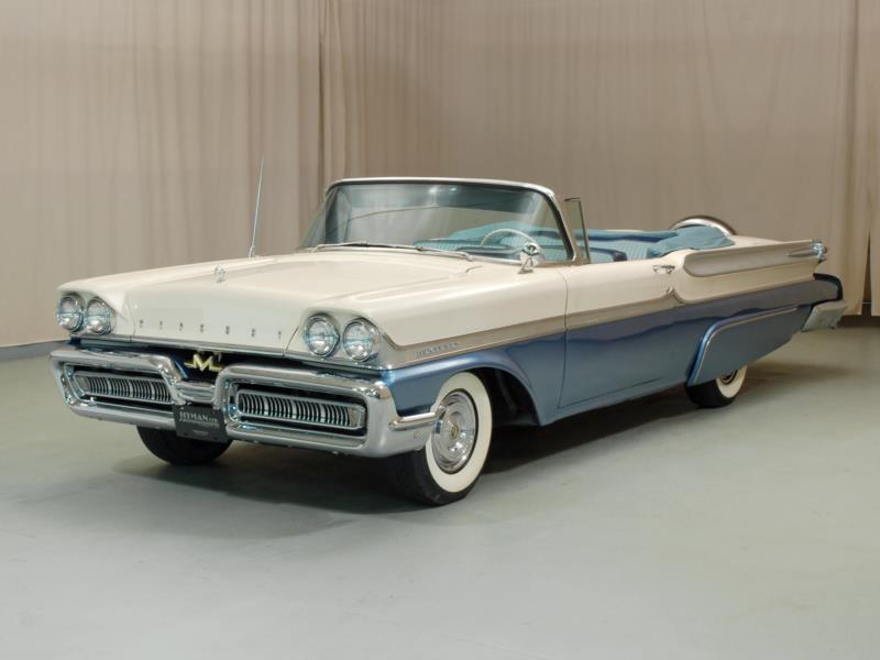 1958 mercury monterey Values | Hagerty Valuation Tool®