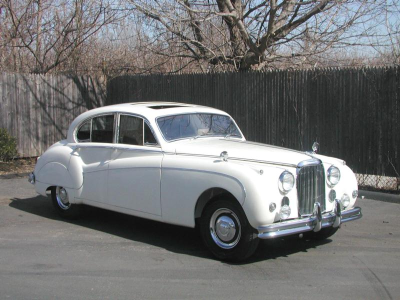1960 Jaguar Mark IX