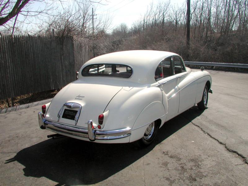 1961 Jaguar Mark IX Values | Hagerty Valuation Tool®