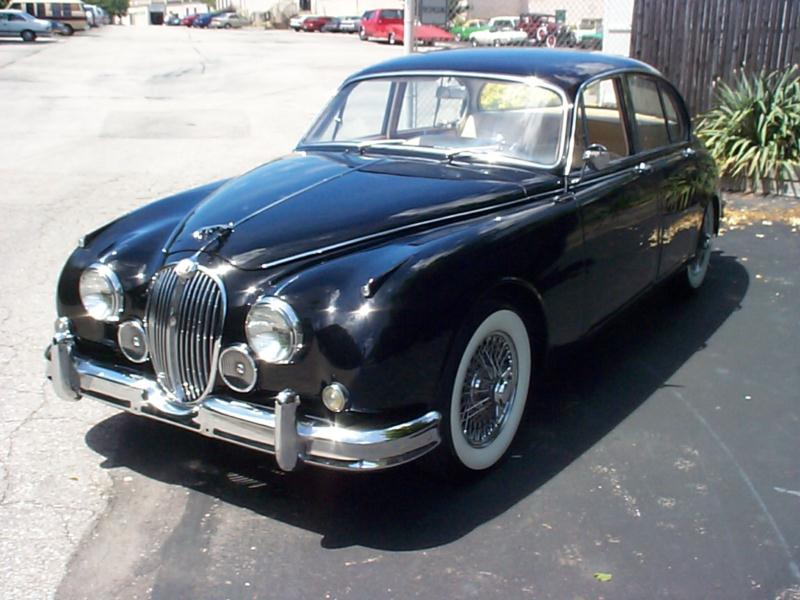 1962 Jaguar Mark Ii 2 4 Values Hagerty Valuation Tool 174