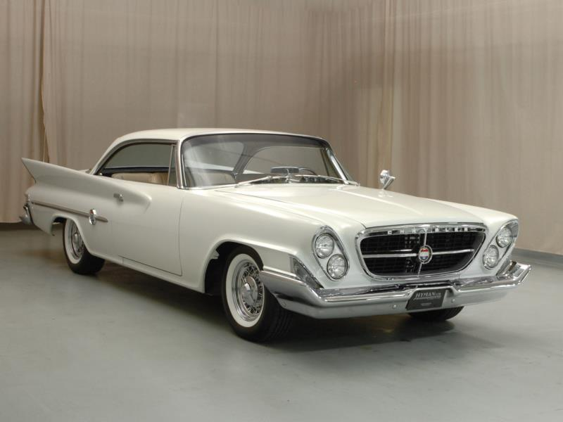 Hagerty Valuation Tool >> 1961 chrysler 300g Values | Hagerty Valuation Tool®