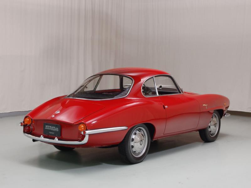 1960 Alfa Romeo Giulietta Berlina Values Hagerty Valuation Tool