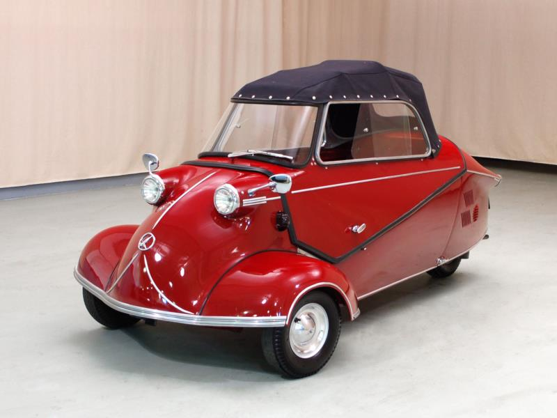 1956 Messerschmitt KR200 Values | Hagerty Valuation Tool®