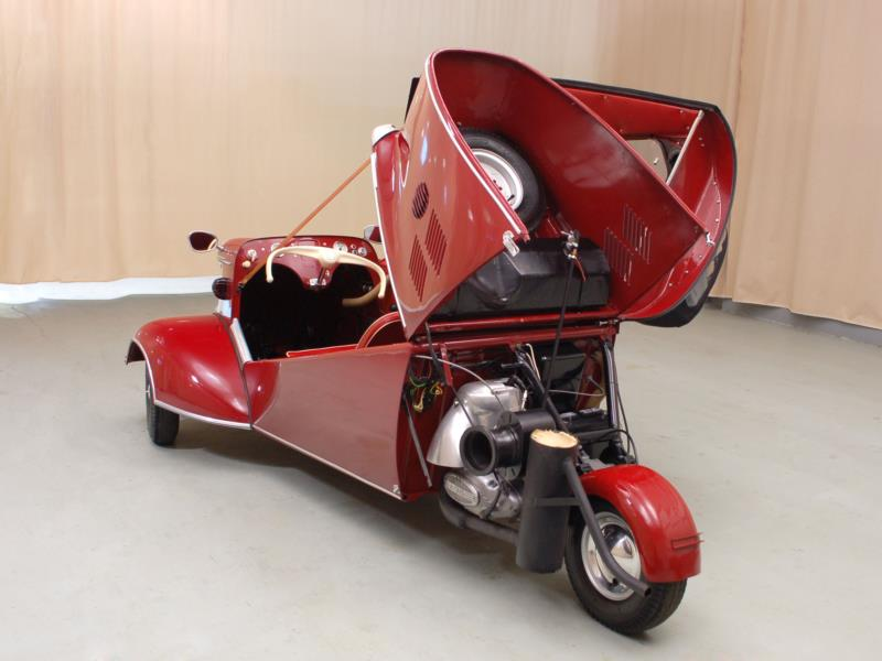 Hagerty Price Guide >> 1956 messerschmitt kr200 Values | Hagerty Valuation Tool®