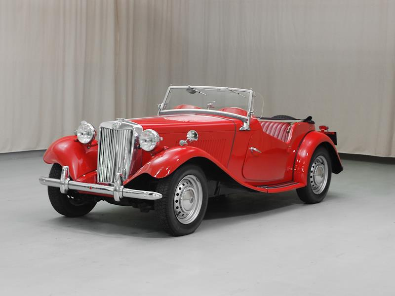 1950 MG TD Values | Hagerty Valuation Tool®