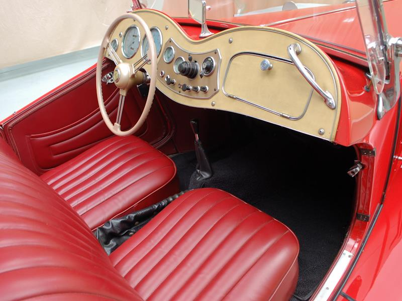 1953 mg td Values   Hagerty Valuation Tool®