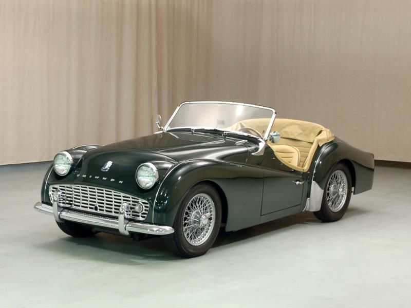 1963 Triumph TR3B Values | Hagerty Valuation Tool®