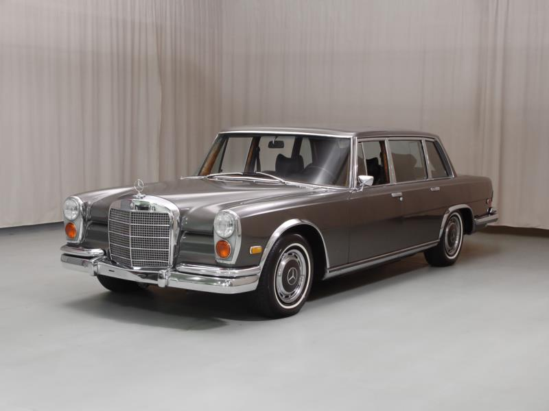 1966 Mercedes Benz 600 Pullman Values Hagerty Valuation