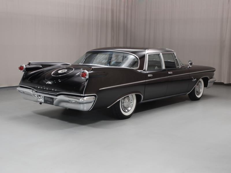 1962 Imperial Crown Values Hagerty Valuation Tool 174