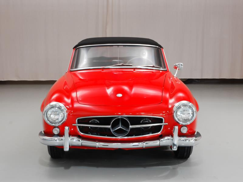 1959 Mercedes Benz 190sl Values Hagerty Valuation Tool