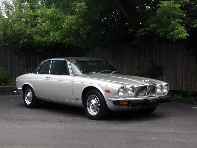 Jaguar xj 1974