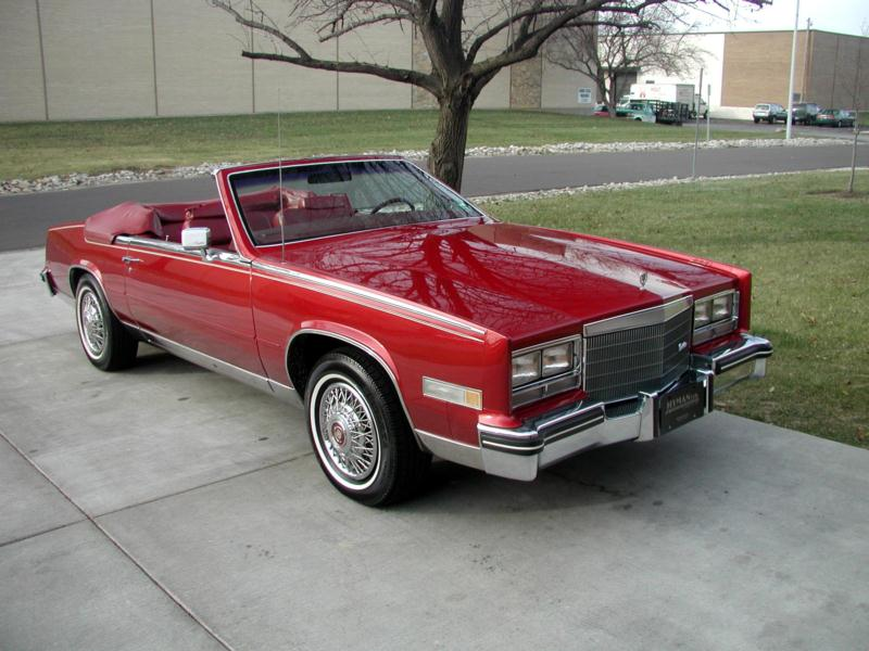 1984 Cadillac Eldorado Values | Hagerty Valuation Tool®
