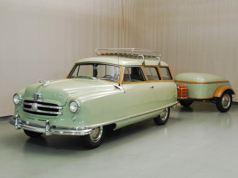 1950 Nash Rambler Values | Hagerty Valuation Tool®