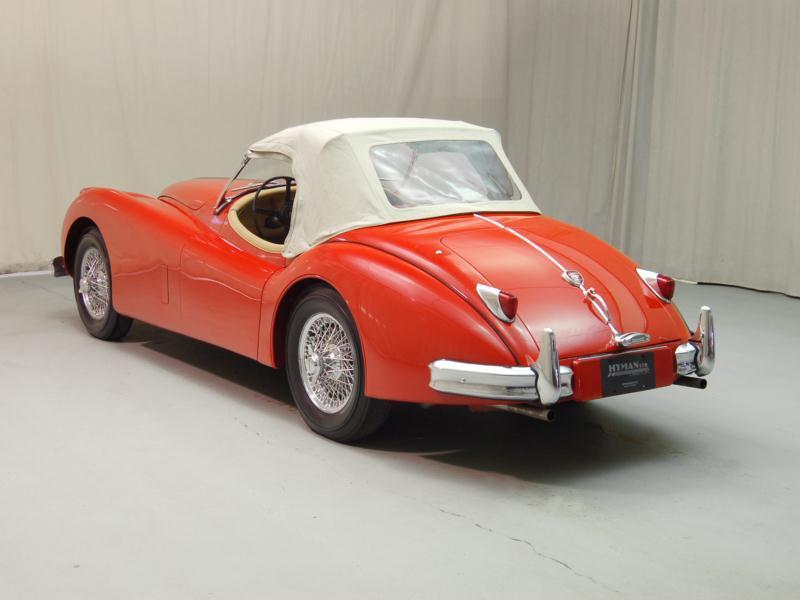 1955 jaguar xk 140 Values   Hagerty Valuation Tool® on