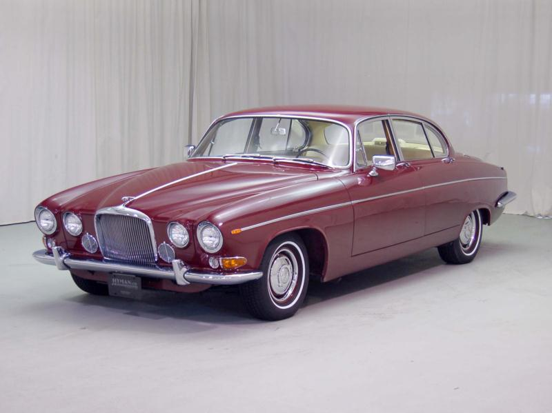 Hagerty Price Guide >> 1964 jaguar mark x 3.8 Values | Hagerty Valuation Tool®