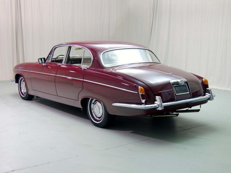 1962 jaguar mark x 3.8 Values   Hagerty Valuation Tool®