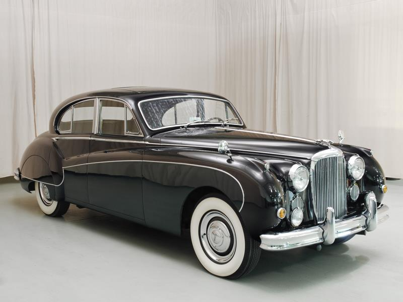 Hagerty Car Value >> 1957 jaguar mark viii Values | Hagerty Valuation Tool®