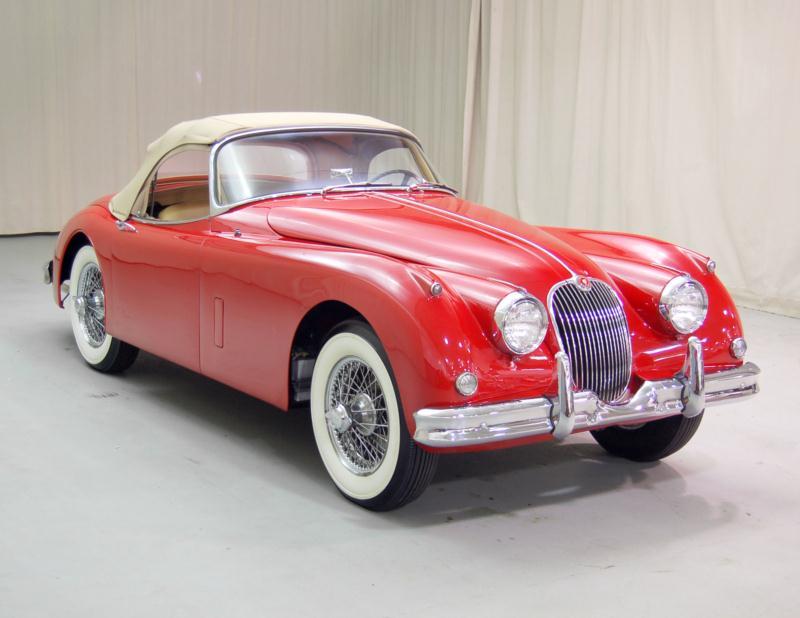 1961 Jaguar Xk150 Values Hagerty Valuation Tool 174