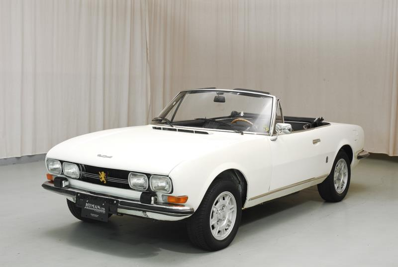 1970 Peugeot 504 Values Hagerty Valuation Tool