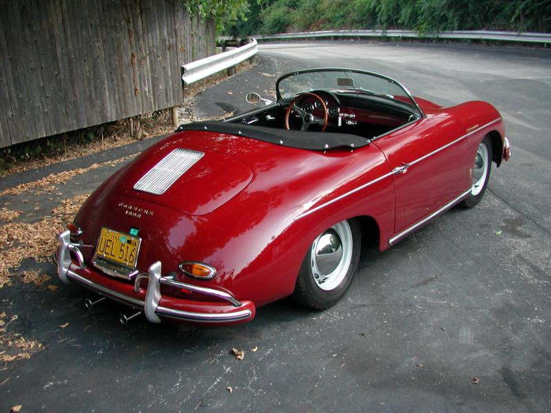 1957 Porsche 356a Values Hagerty Valuation Tool 174