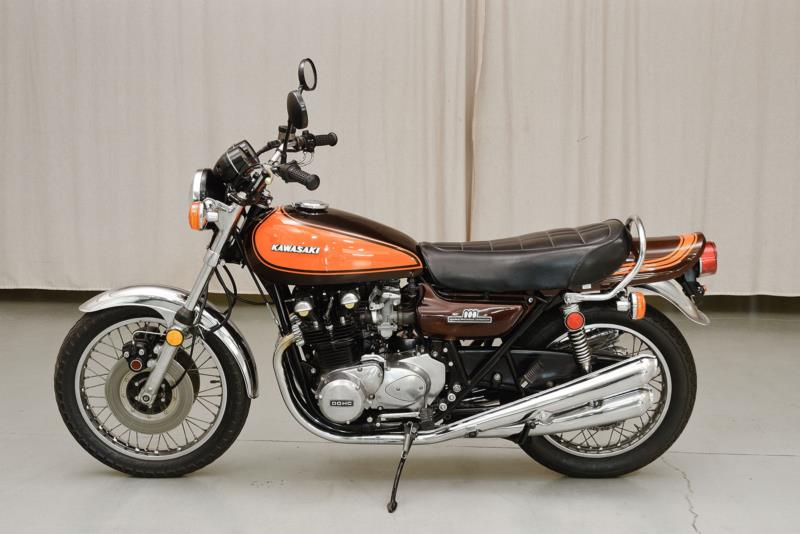 Hagerty Valuation Tool >> 1975 Kawasaki Z1B Values | Hagerty Valuation Tool®