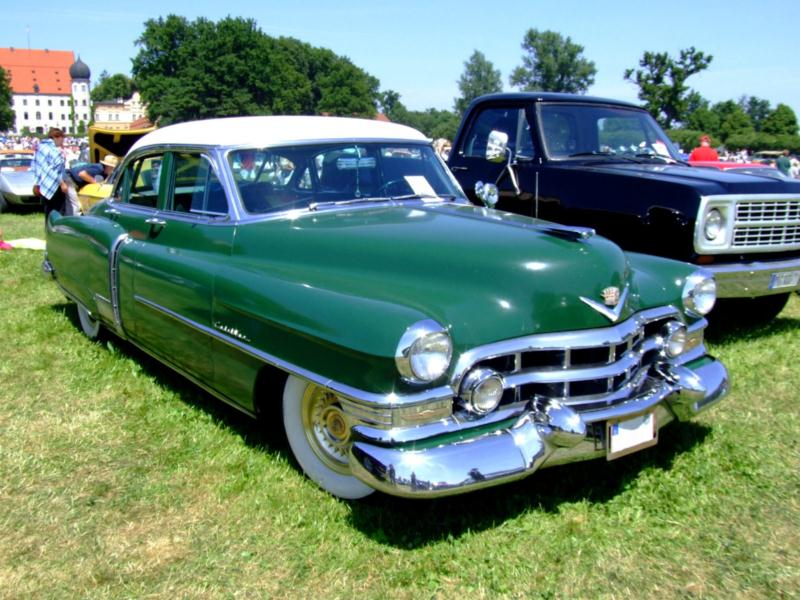 1953 cadillac fleetwood 60 special values