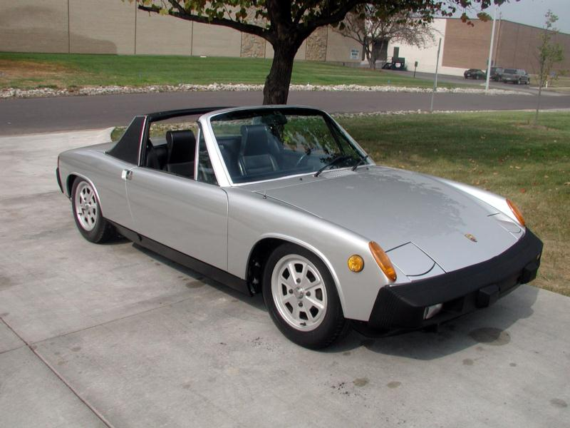 1971 Porsche 914/6 Values | Hagerty Valuation Tool®