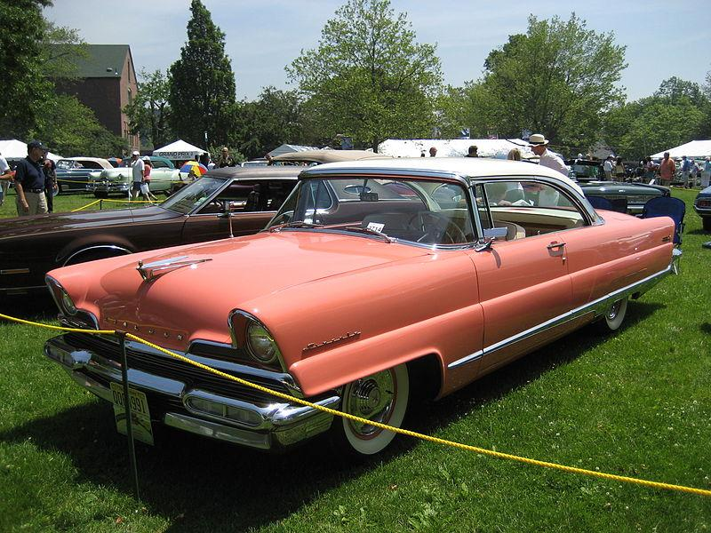 Hagerty Price Guide >> 1957 Lincoln Premiere Values | Hagerty Valuation Tool®