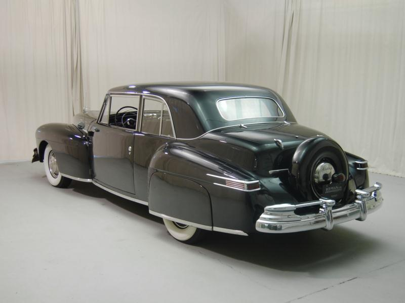 Hagerty Car Values >> 1946 Lincoln Continental Values | Hagerty Valuation Tool®