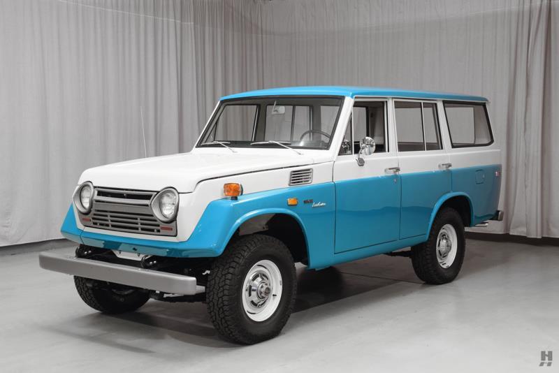 1972 Toyota Land Cruiser FJ55 Station Wagon 4x4