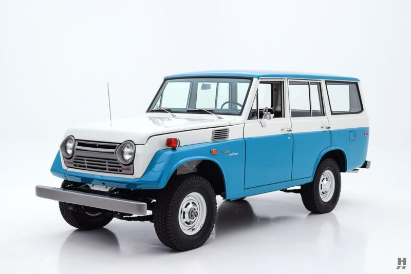 1971 Toyota Land Cruiser FJ55 Values | Hagerty Valuation Tool®