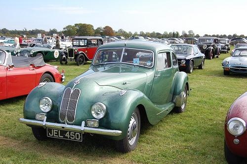 Hagerty Car Values >> 1948 Bristol 400 Values | Hagerty Valuation Tool®