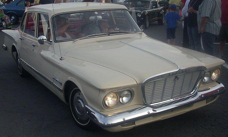 62 Plymouth Valiant