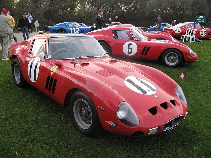 1962 Ferrari 250 GTO SI Values | Hagerty Valuation Tool®