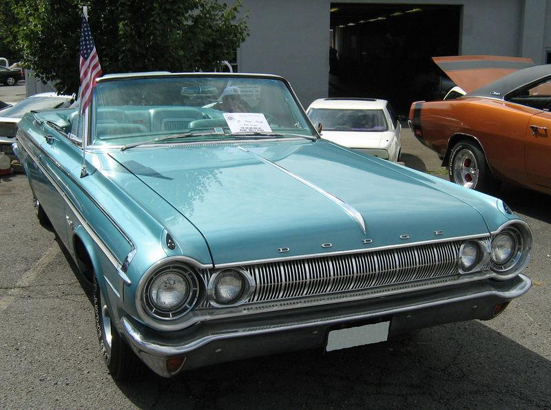 Dodge Polara Convertible Wikimedia Rank on 1965 Dodge 4 Door Truck