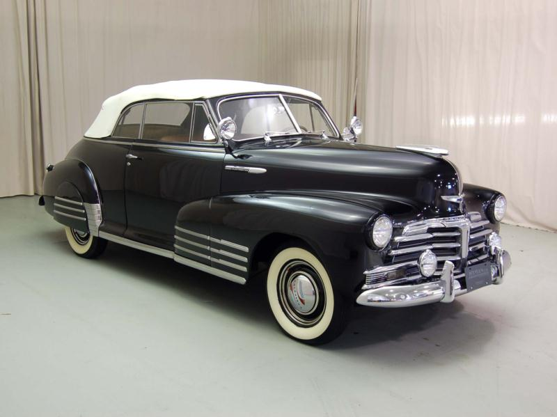 1948 Chevrolet Fleetmaster Convertible