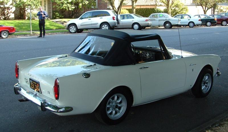 1965 Sunbeam Alpine IV GT Values   Hagerty Valuation Tool®