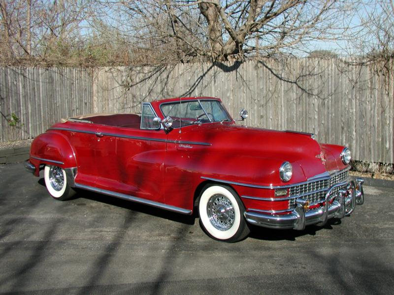 1947 Chrysler Windsor Values | Hagerty Valuation Tool®
