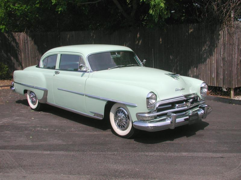 1951 Chrysler Windsor Values Hagerty Valuation Tool 174