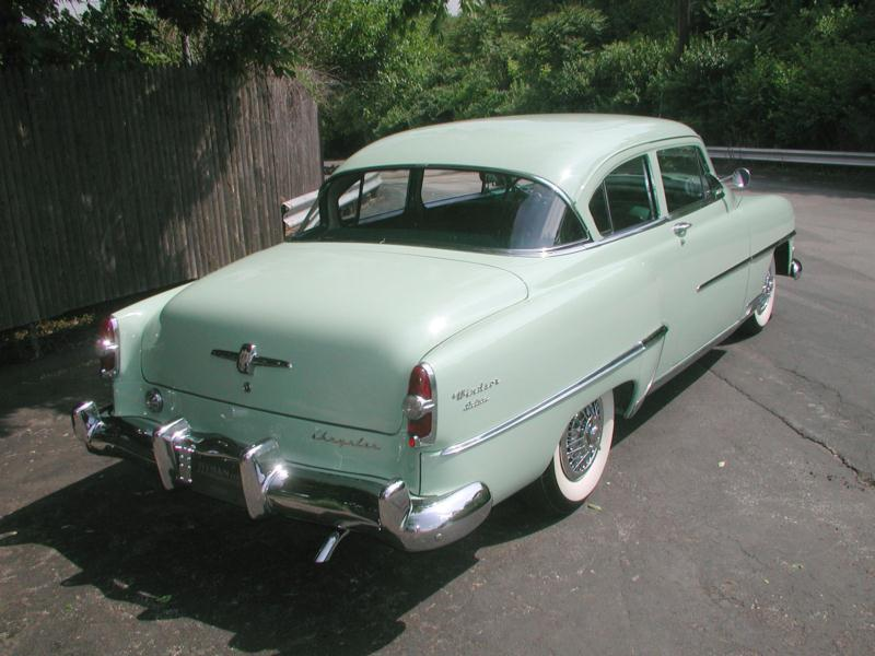 Hagerty Valuation Tool >> 1951 Chrysler Windsor DeLuxe Values | Hagerty Valuation Tool®