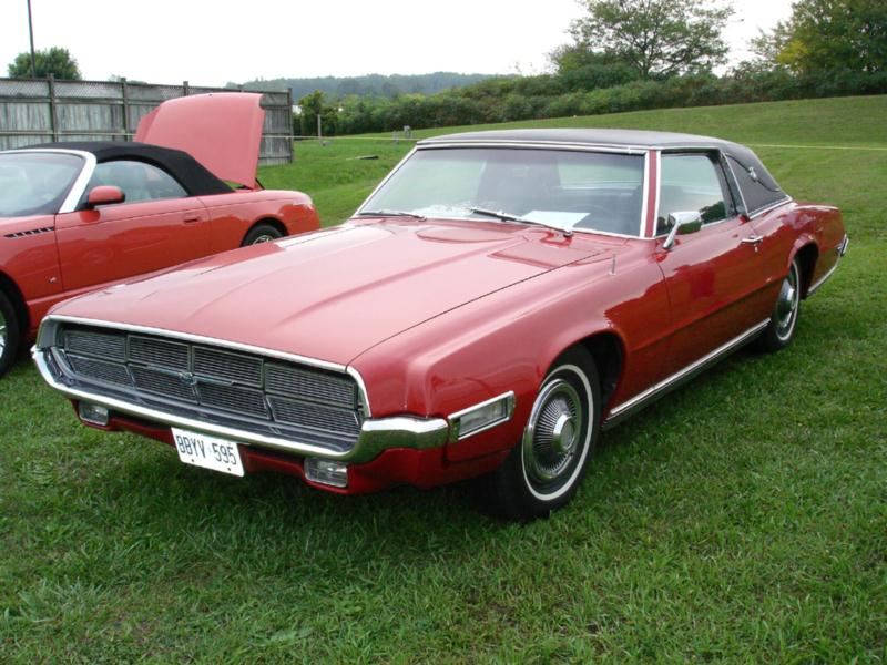 1969 Ford Thunderbird Landau Coupe