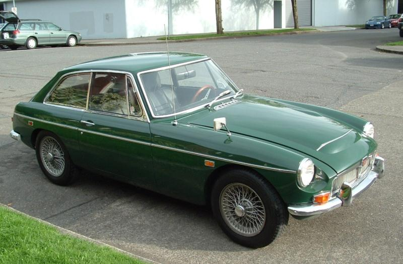 1968 mg mgc Values   Hagerty Valuation Tool®
