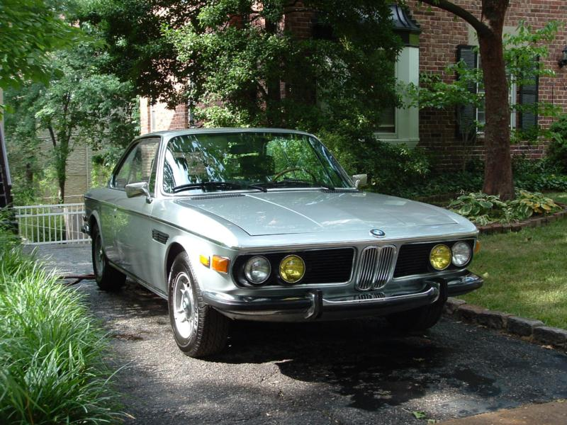 1970 Bmw 2800cs Values Hagerty Valuation Tool