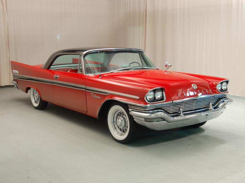 Types Of Car Insurance Coverage >> 1958 Chrysler New Yorker Values | Hagerty Valuation Tool®