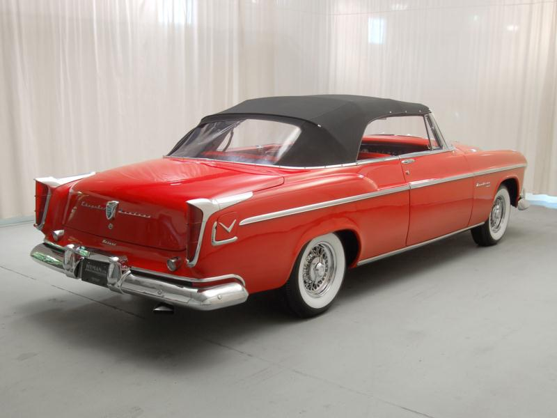 Car Auction Apps >> 1956 Chrysler Windsor Values   Hagerty Valuation Tool®