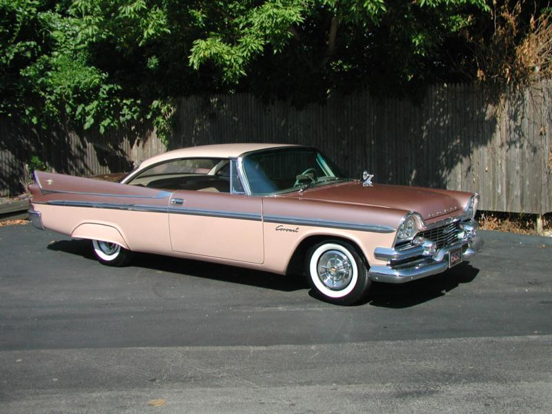 1957 Dodge Coronet Values | Hagerty Valuation Tool®