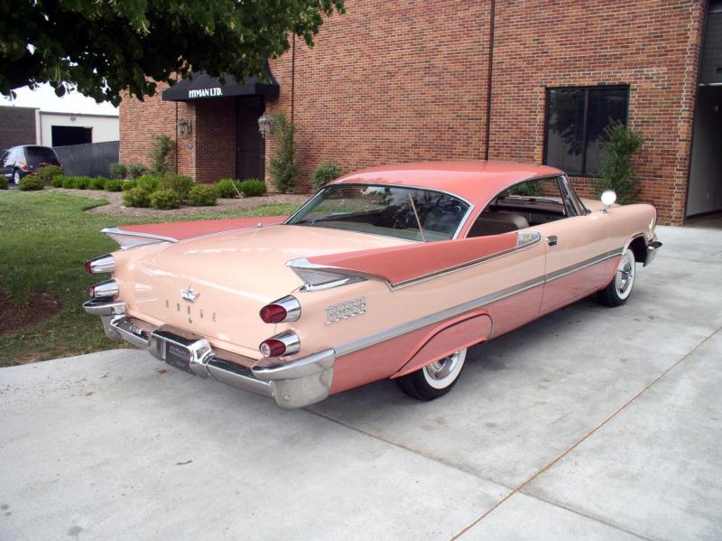 Hagerty Valuation Tool >> 1958 dodge custom royal Values | Hagerty Valuation Tool®