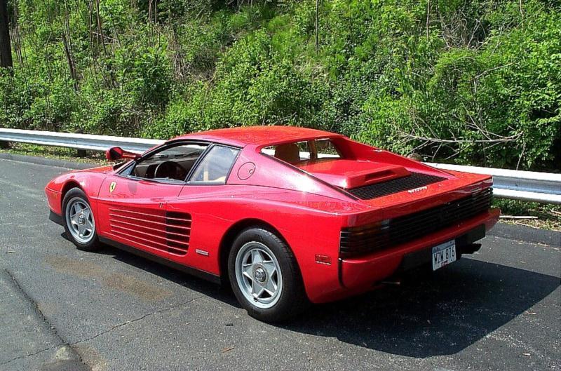 1989 Ferrari Testarossa Values Hagerty Valuation Tool