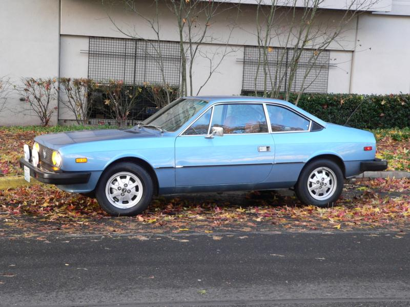 Lancia Beta Coupe Sass Rank